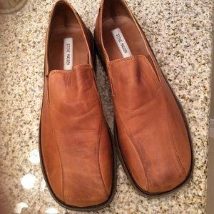 Steve Madden 'MAMMBO' Tan Men's Loafers Size 13